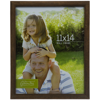 "Oak Wall Wood Frame - 11"" x 14"""
