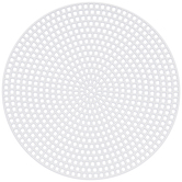 Round Plastic Canvas Shapes - 4 1/2""