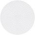 Round Plastic Canvas Shapes - 4 1/2