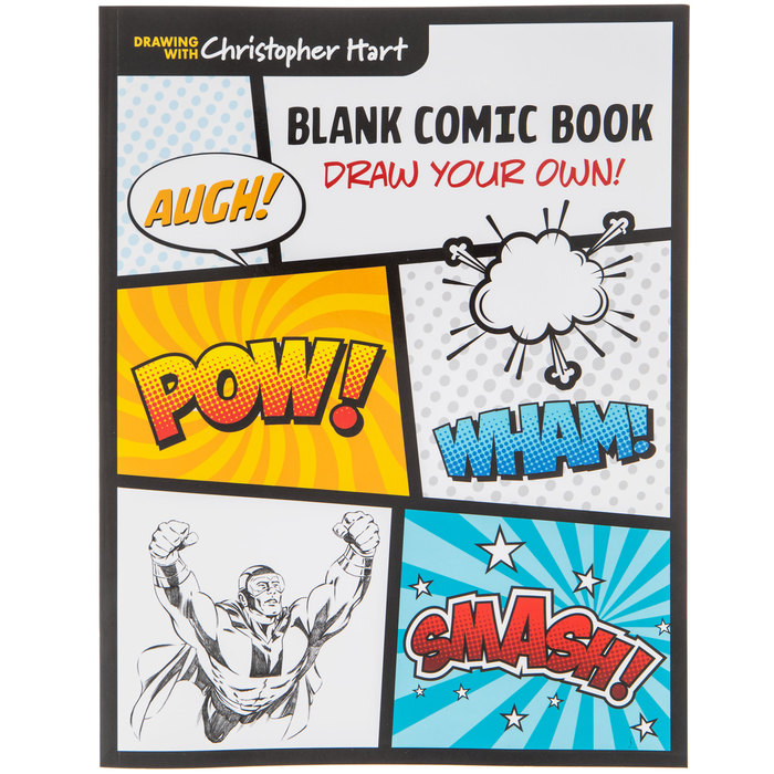 Blank Comic Book Hobby Lobby 1829423