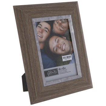 Angled Fillet Wood Look Frame