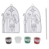 Nativity Suncatchers Craft Kit