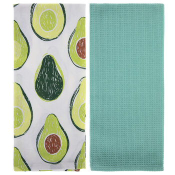 Avocado Kitchen Towels