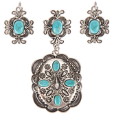 Concho Earring & Necklace Pendants