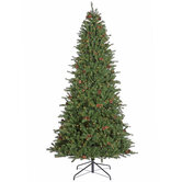 Montana Fir Pre-Lit Christmas Tree - 9'