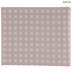 Pink & White Buffalo Check Post Bound Scrapbook Album - 6