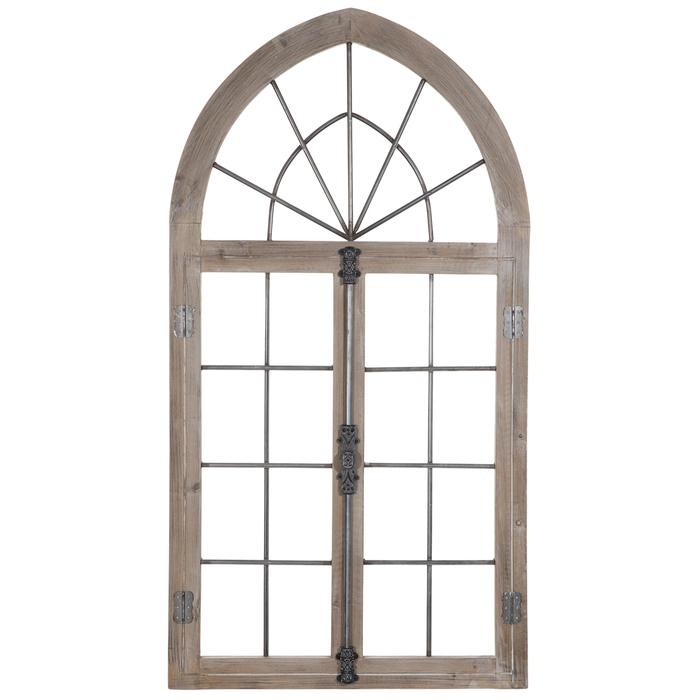 Cathedral Window Wood Wall Decor Hobby Lobby 1648021