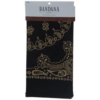 Metallic Bandana