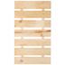 Slatted Pine Wood Panel