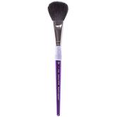 """Moderna All Media Black Goat Mop Paint Brush - 1"""""""