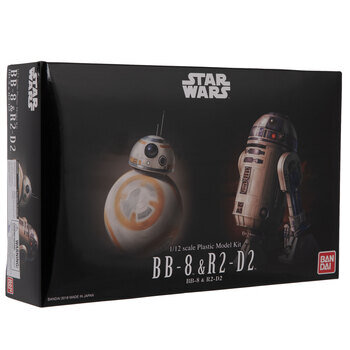BB-8 & R2-D2 Model Kit