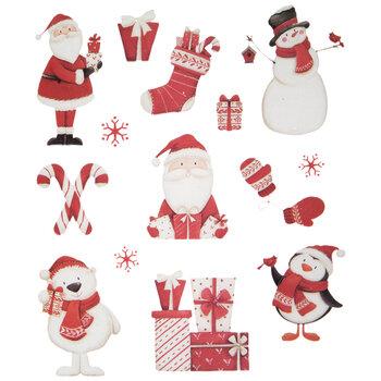 Joyful Holiday Stickers