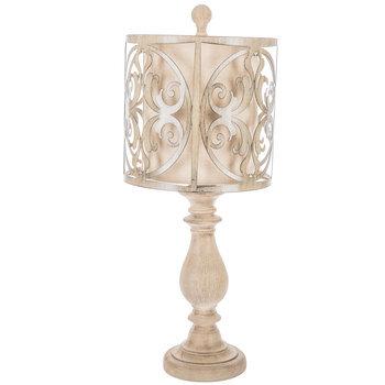 Flourish Cutout Lamp