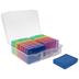 Rainbow Photo Storage Organizing Case