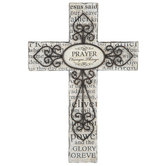 Prayer Wall Cross