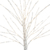 White Birch Pre-Lit Christmas Tree - 3'
