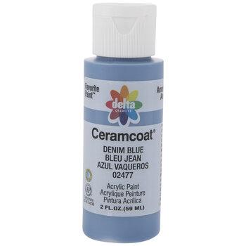 Denim Blue Ceramcoat Acrylic Paint