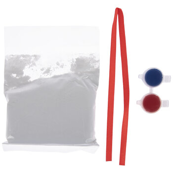Oval Handprint Ornament Craft Kit