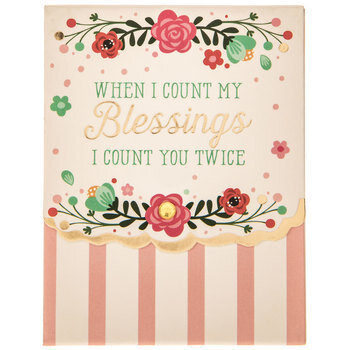 Count My Blessings Magnetic Memo Pad