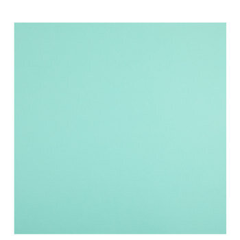 """Spearmint Smooth Cardstock Paper - 12"""" x 12"""""""