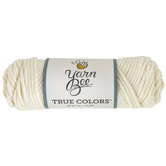 Ivory Yarn Bee True Colors Yarn