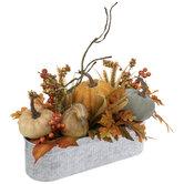 Pumpkin & Berry Arrangement