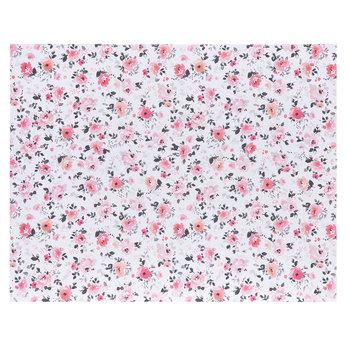 "Black & Pink Floral Poster Board - 22"" x 28"""