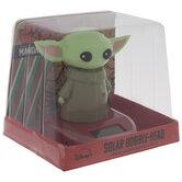 Baby Yoda Solar Wiggle Head