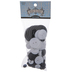 Black & White Assorted Round Buttons