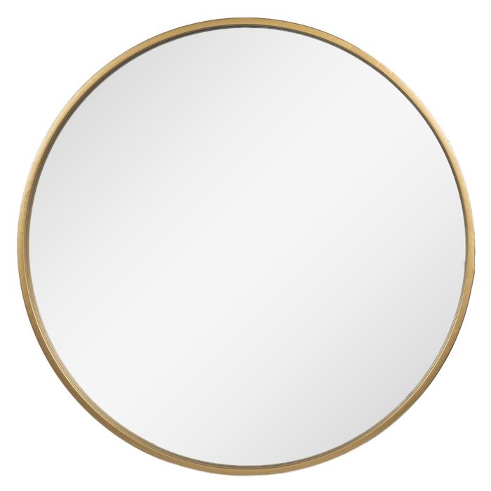 Round Gold Metal Wall Mirror Hobby Lobby 1474790