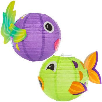 Fish Paper Lanterns