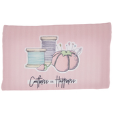 Craftiness Is Happiness Notions Bag