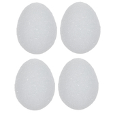 "CraftFoM Foam Eggs - 3 1/16"""
