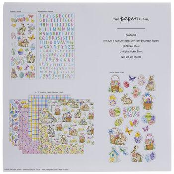 Easter Papercrafting Kit