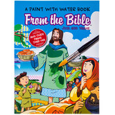 Bible Story Paint With Water Book