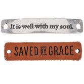 Saved By Grace Pendants