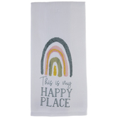 This Is My Happy Place Kitchen Towel