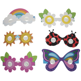 Spring Icons Glasses