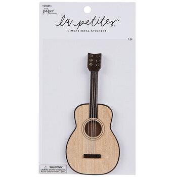 Guitar 3D Sticker