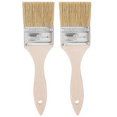 """Chipwood Paint Brushes - 2"""""""