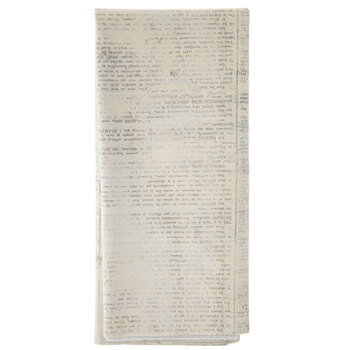 Newsprint Tissue Paper