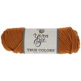 Pumpkin Yarn Bee True Colors Yarn