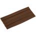 Brown Single Fold Bias Tape