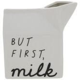 But First Milk Carton