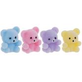 Miniature Pastel Teddy Bears