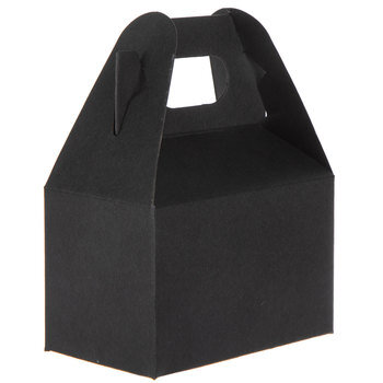Black Paper Gable Boxes