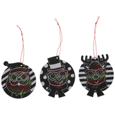 Christmas Ornaments Scratch Art Craft Kit