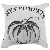 Hey Pumpkin Pillow Cover