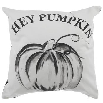 Hey Pumpkin Pillow Cover