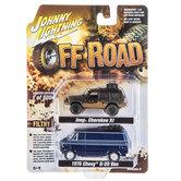 Johnny Lightning Model Car